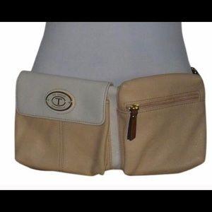 Handbags - Tignaello Leather Fanny pack waist bag